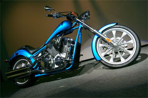 honda-chopper