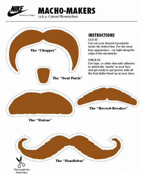 03Cut-Out Mustaches
