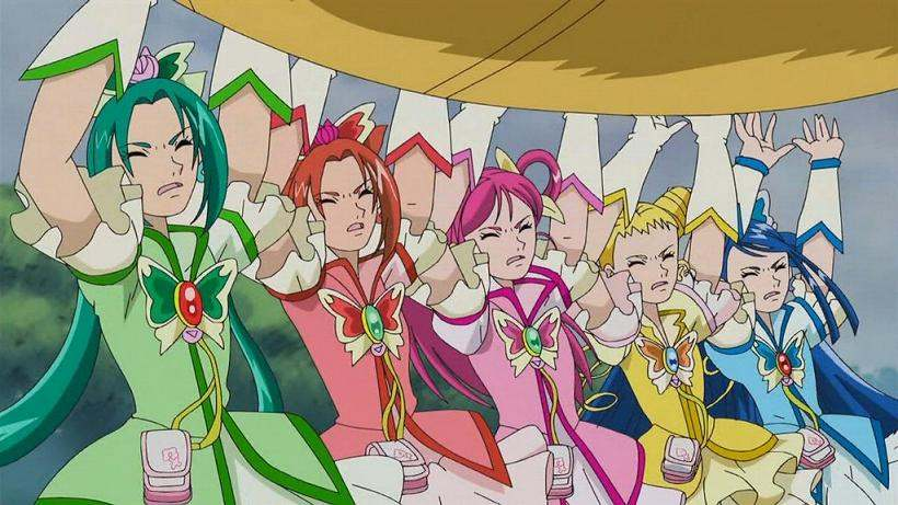 Go Pretty Cure Princess