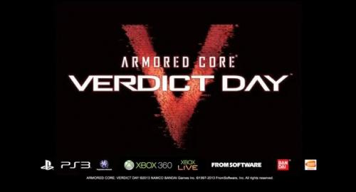 ARMORED CORE VERDICT DAY アーマード・コア ヴァーディクト ACVD3.JPG